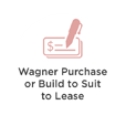 Wagner Purchase or Build to Suit to Lease
